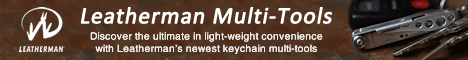 Leatherman multi-tools: new keychain tools from Leatherman